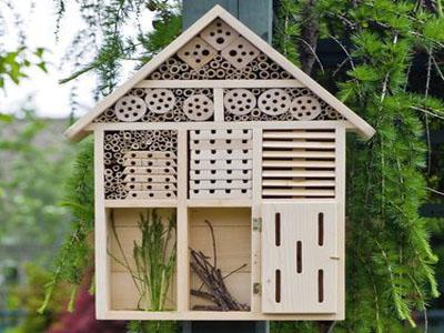 Abrigos para insectos