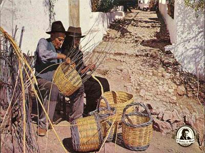 Fabricantes de cestas de vime portugal