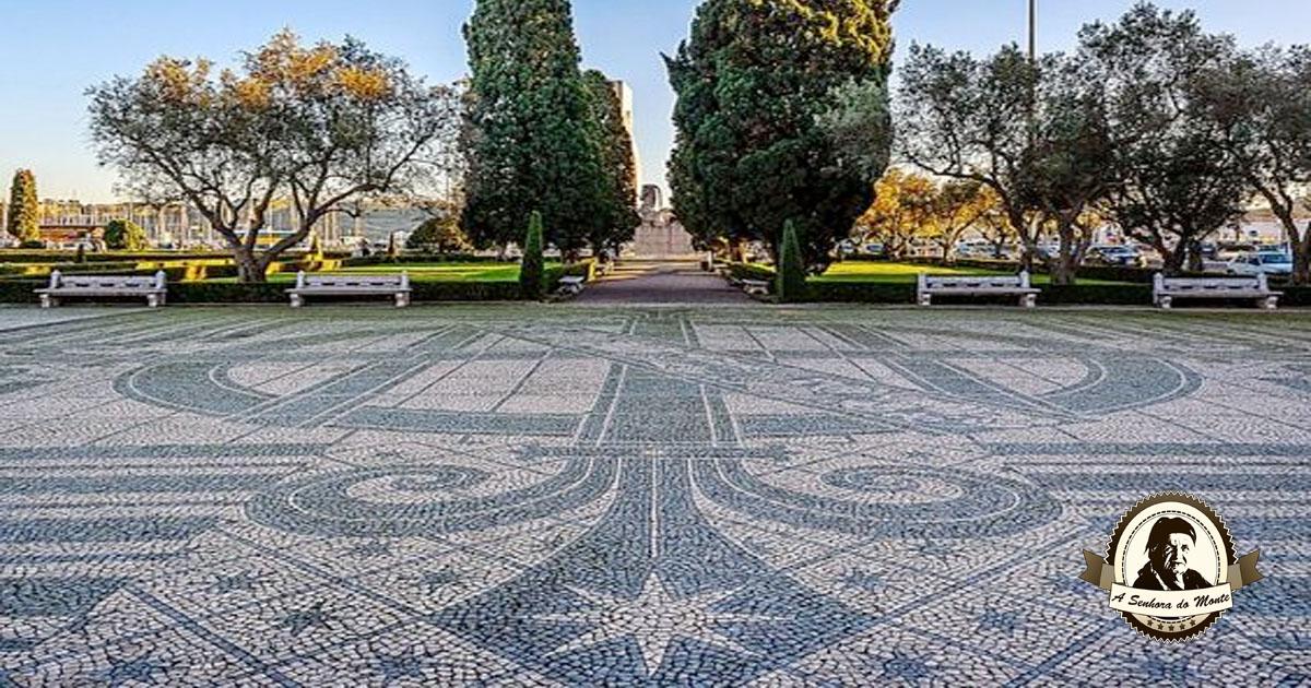 História da calçada portuguesa