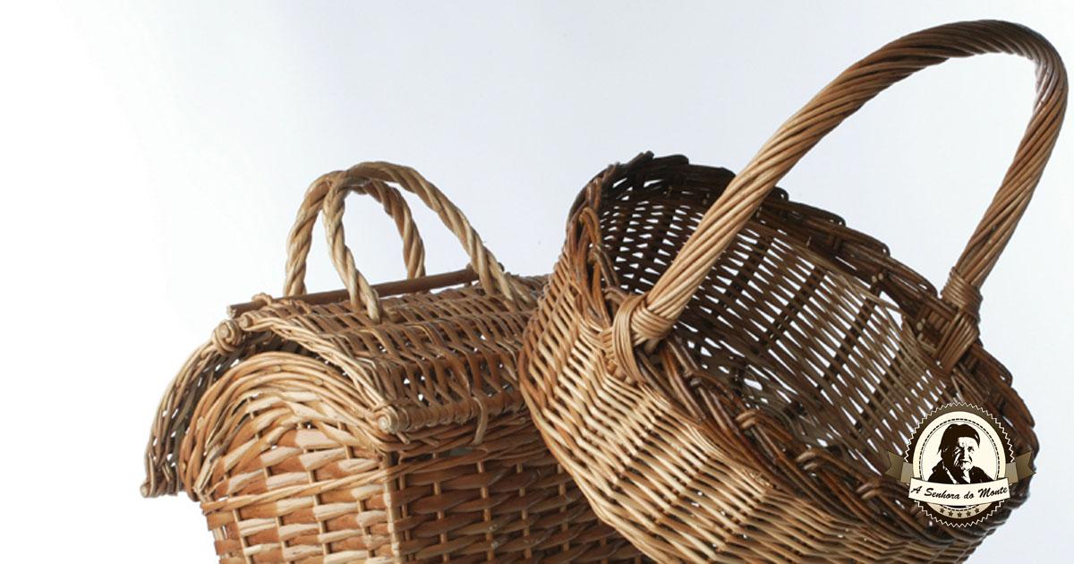 História da cestaria, vergas e vime