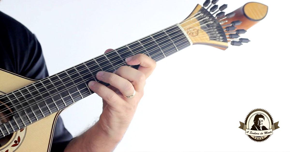 História da guitarra portuguesa