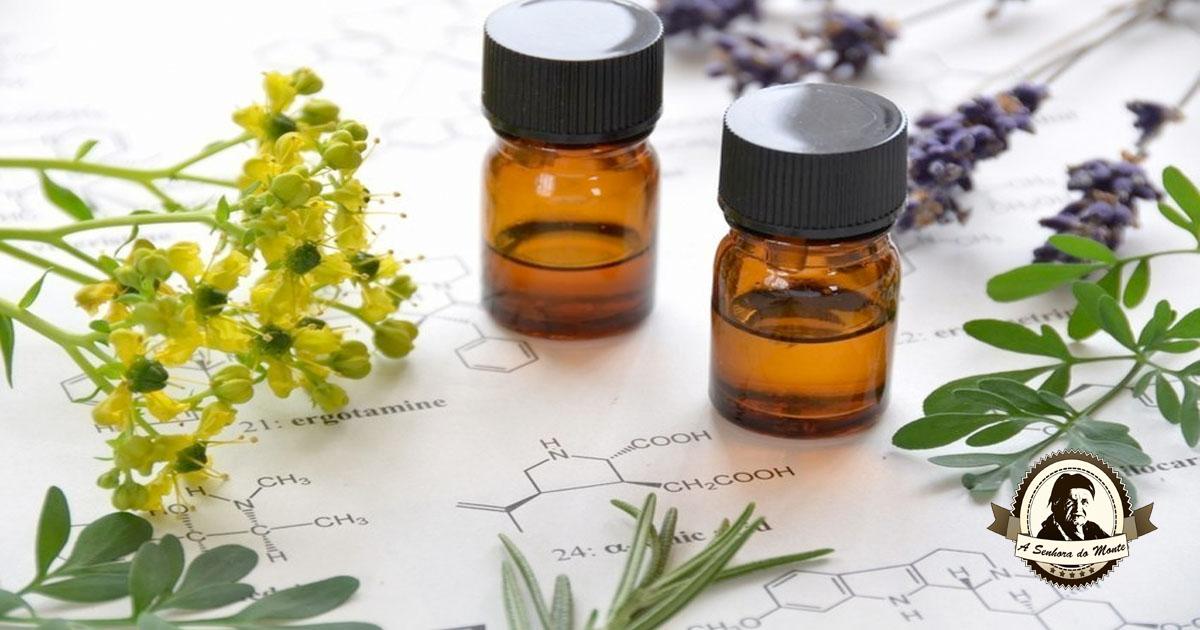 Benefícios da aromaterapia no nosso organismo