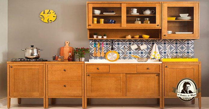 Soluções naturais para lustrar móveis de madeira