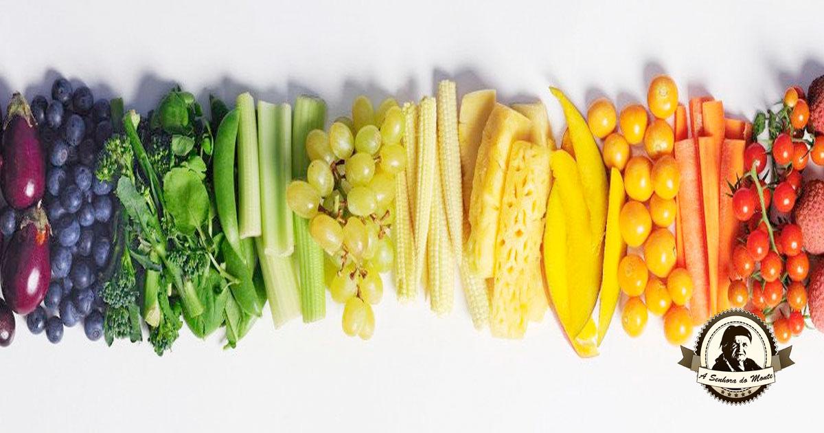 Armazenamento e conservação de frutos e vegetais