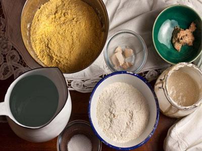 Receita de broa de milho