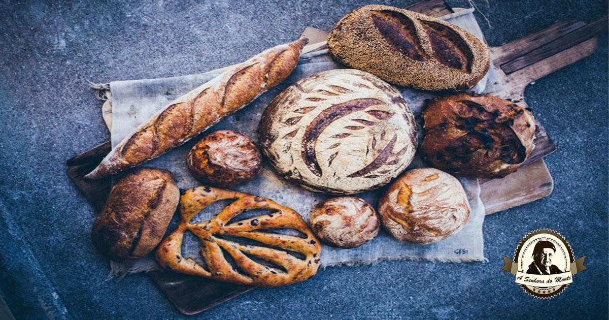 Recuperação de pão, bolos e bolachas