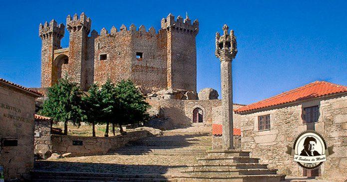 Lenda do castelo de Penedono
