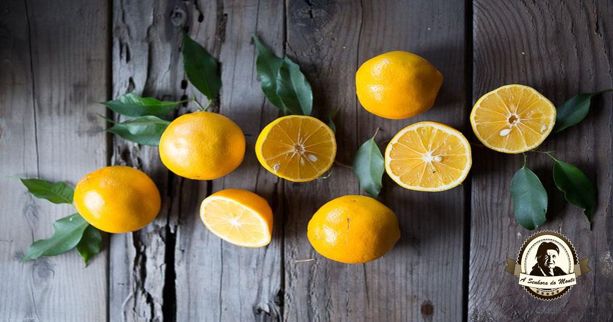 Limão - Propriedades e indicações terapêuticas