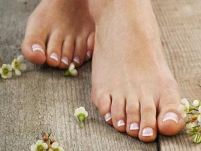 Esfoliante caseiro para os pés