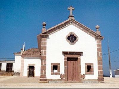 Capela de Santa Quitéria - Pombeiro da Beira