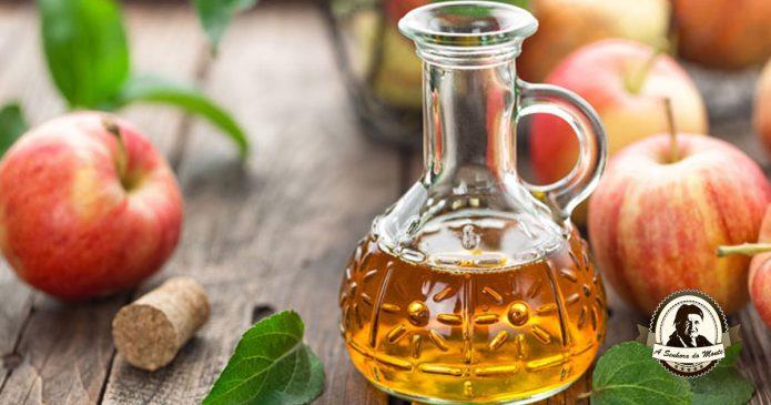 Vinagre de sidra - Propriedades e indicações terapêuticas