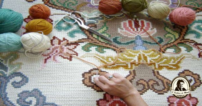 História do tapete de arraiolos
