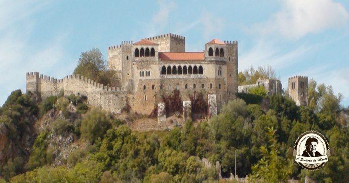História e lendas do castelo de Leiria