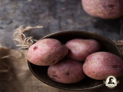 História das batatas