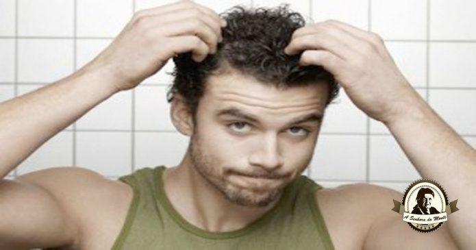 Tratamento para inflamações no couro cabeludo