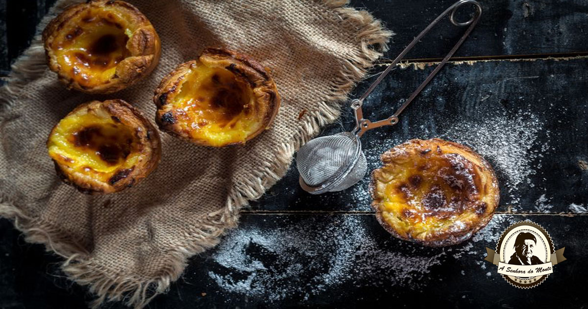 História dos pastéis de Belém