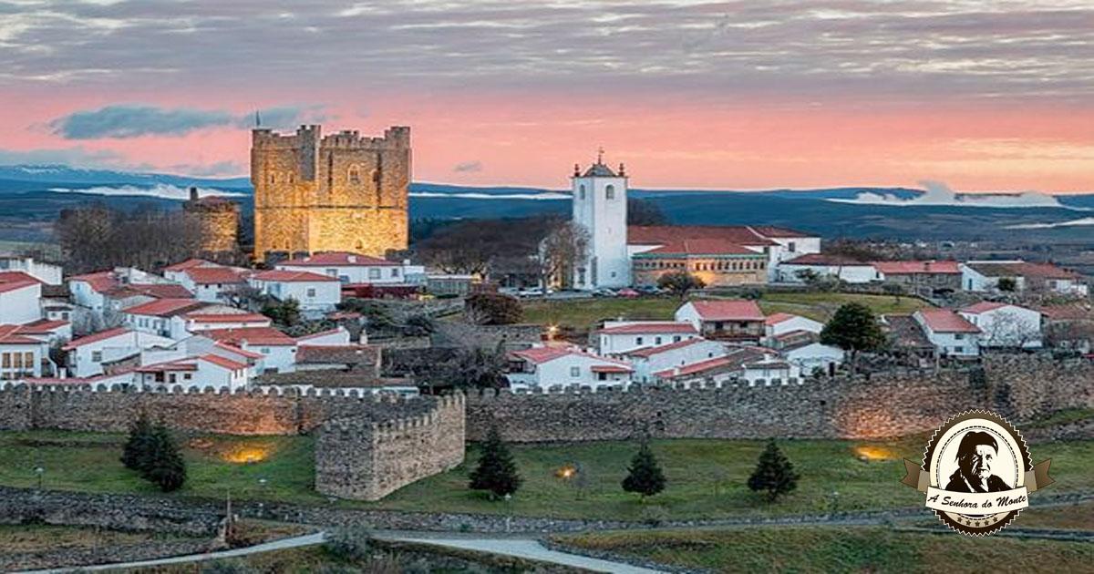 Lendas e histórias do castelo de Bragança