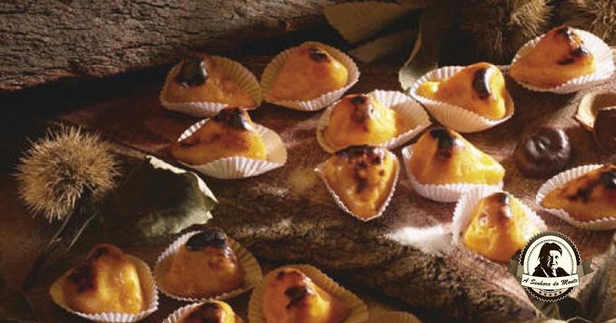 Castanhas doces - doçaria conventual