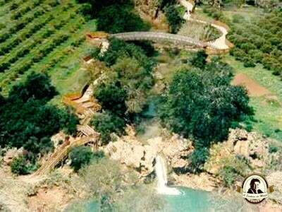 Cascata do Pego do Inferno - Santo Estevão - Tavira