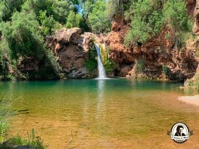Cascata do Pego do Inferno - Tavira
