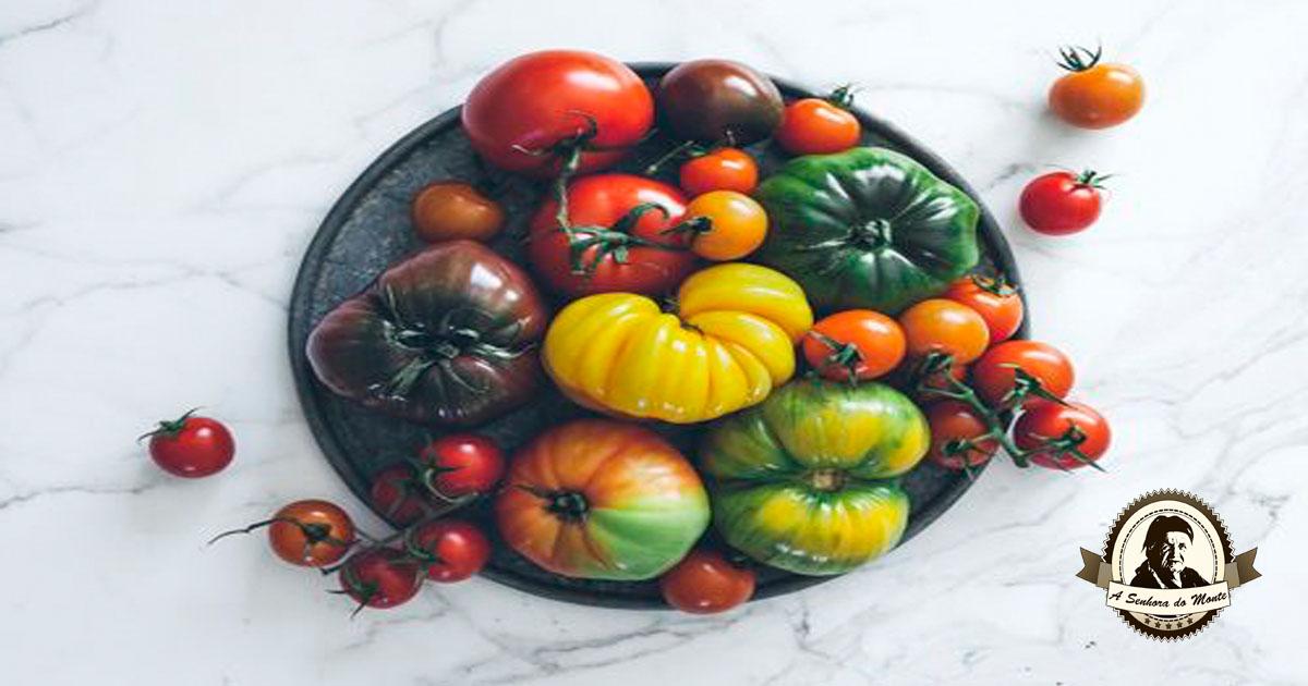 Propriedades e indicações terapêuticas - Tomates
