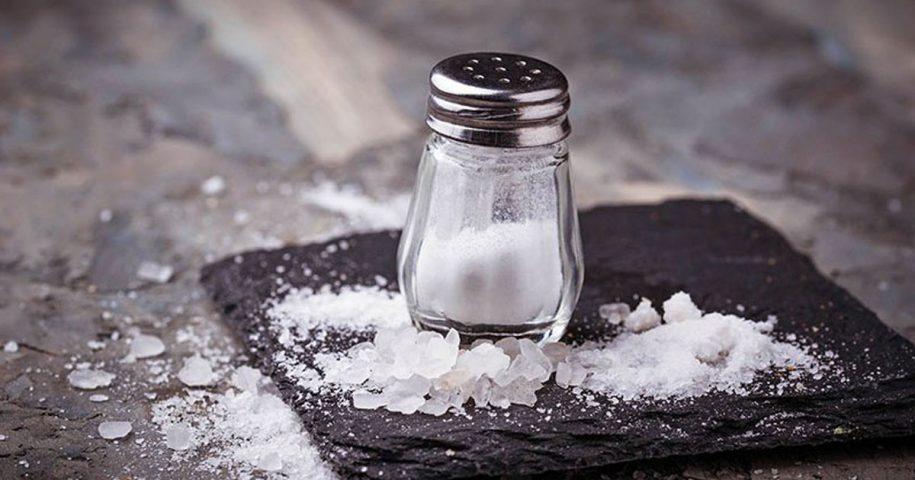 Sal - Malefícios e Substitutos Naturais