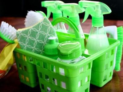DIY Produtos de limpeza
