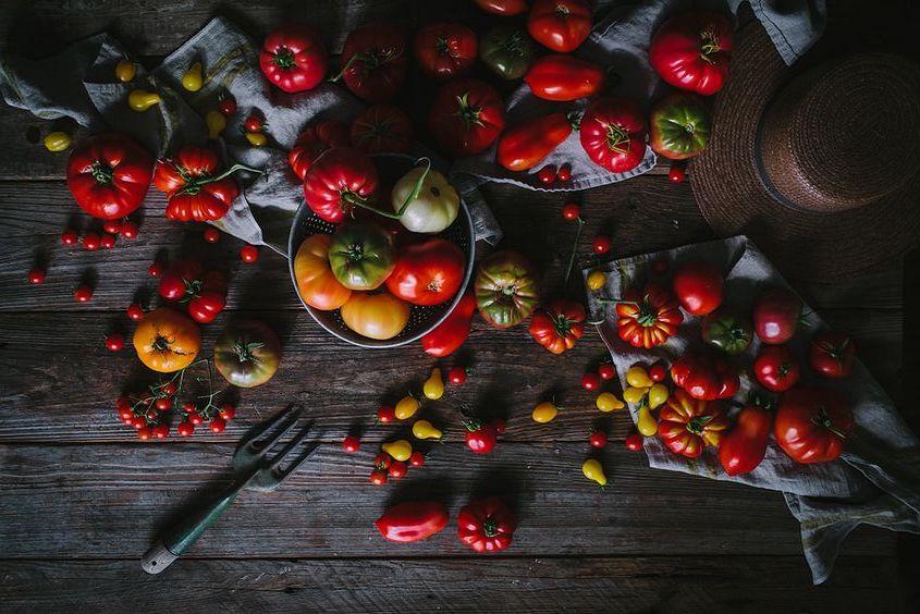 Polpa ou Molho de Tomate CaseiroPolpa ou Molho de Tomate Caseiro