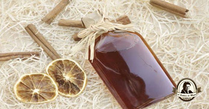 Receita de licor de mel