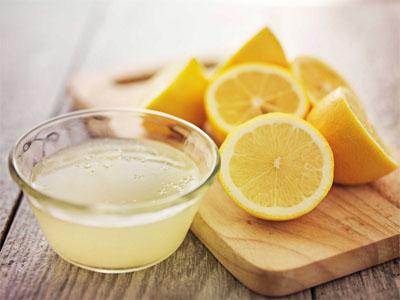 Limão é um antibiótico natural