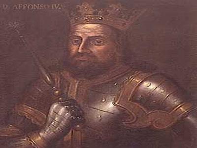 Rei D. Afonso IV - O Bravo