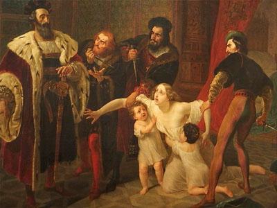 Assassinato de Dona Inês de Castro