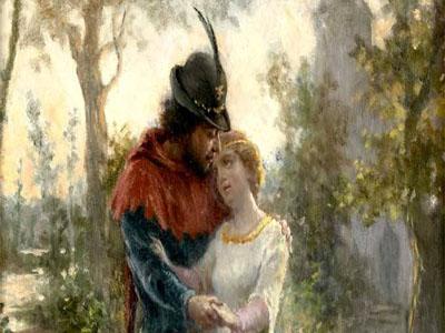 Conheça a mais bela história de amor em português