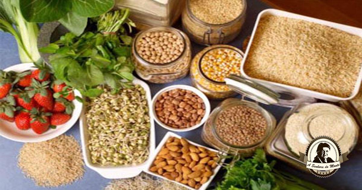 Lista de 29 fontes de proteínas vegetais