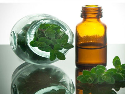 Tratamentos com óleo essencial de orégãos