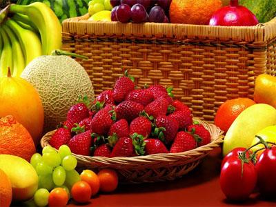 Como armazenar frutas