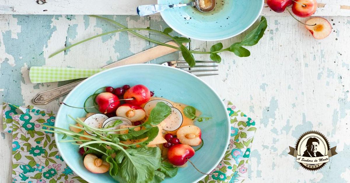 Curas medicinais escondidas numa simples salada