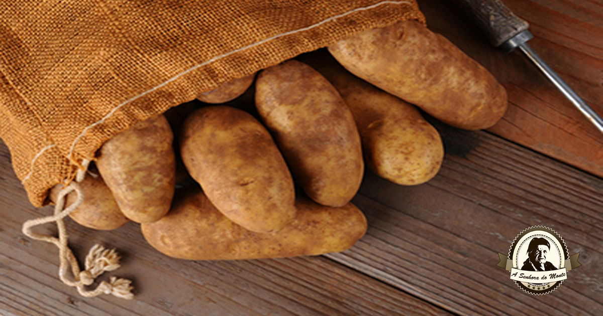 Utilidades das batatas