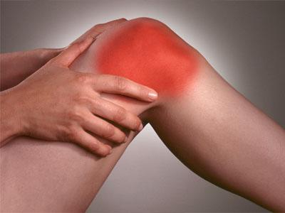 Tratamento caseiro para joelhos inflamados
