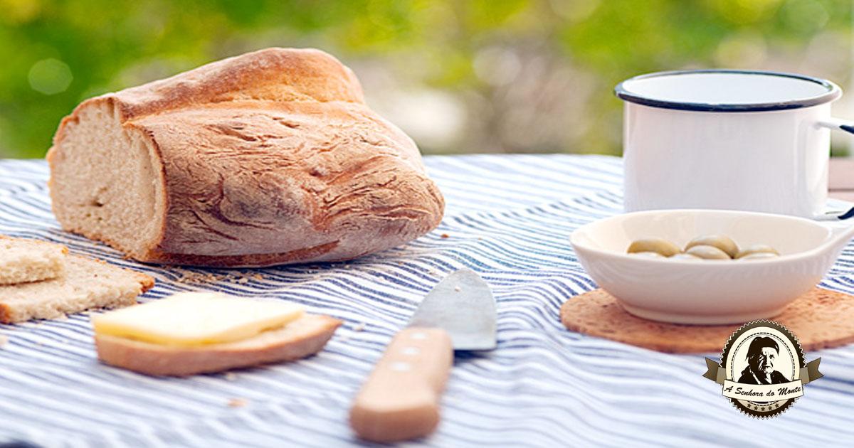 Gosta de pão alentejano? Aqui está a receita!