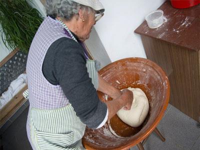 Como fazer pão alentejano