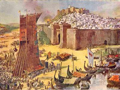 Conquista de Lisboa aos Mouros