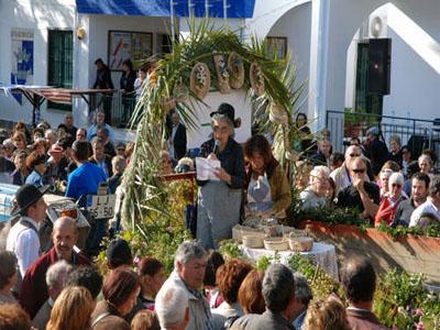 Festa da espiga em Loulé