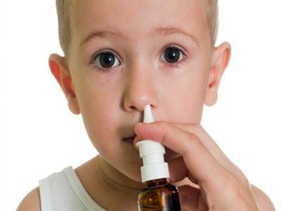 Frasco pulverizador nasal