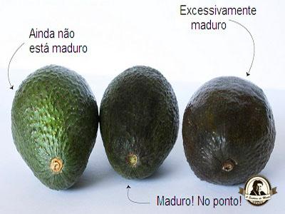 Como saber se o abacate está maduro