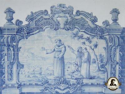 Santo António pregando aos peixes