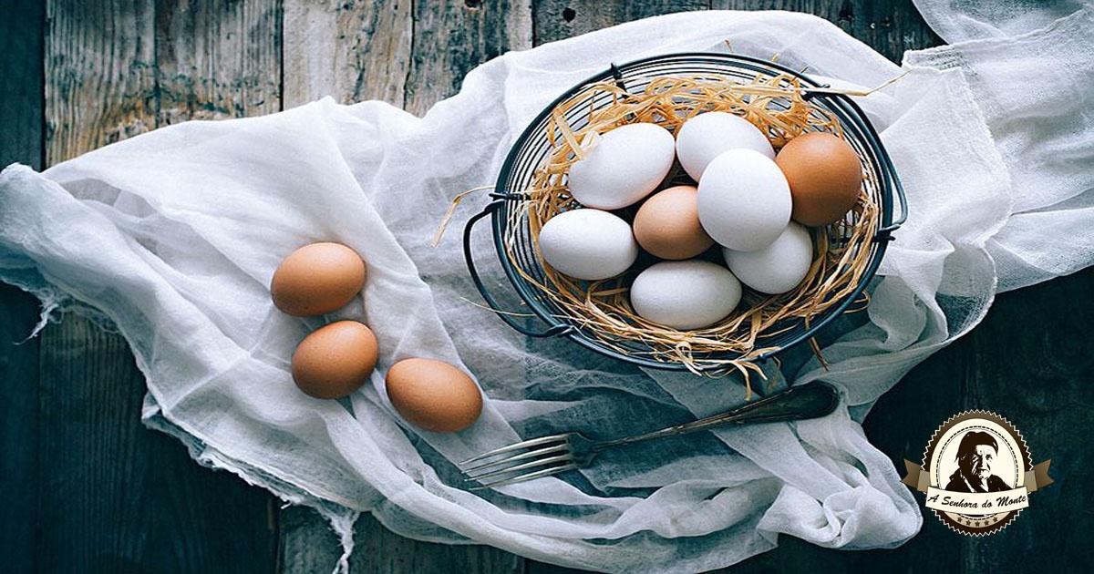 Benefícios dos ovos