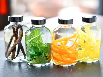 Extractos aromatizados