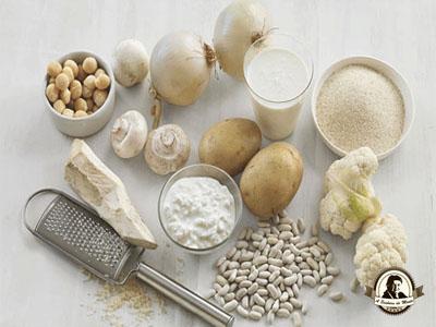 Benefícios dos alimentos brancos
