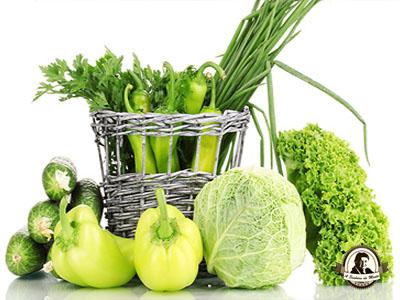 Benefícios dos alimentos verdes